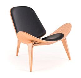 producto classich ahnsen ch 07 shell chair