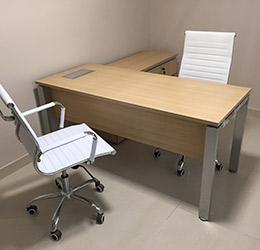 producto escritorios gerenciales arco abierto