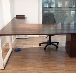 producto escritorios gerenciales arco cerrado