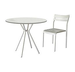 producto muebles exterior silla mesa look