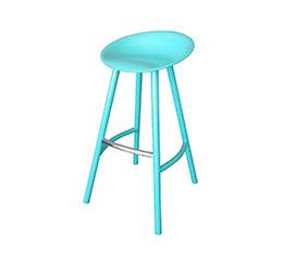 producto muebles exterior taburete samoa