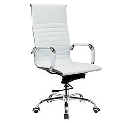producto sillas gerenciales aluminium alto cromado