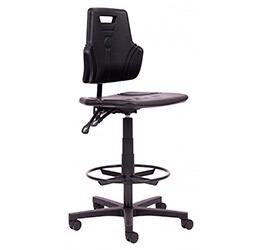 producto sillas operativas cajeras industrial respaldo