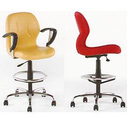 producto sillas operativas cajeras male cromada