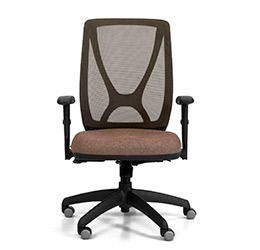 producto sillas operativas giratorias alma black