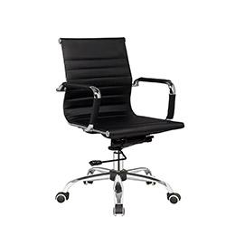 producto sillas operativas giratorias aluminium baja