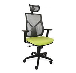 producto sillas operativas giratorias look