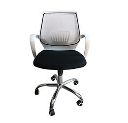 producto sillas operativas giratorias slav white