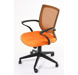 producto sillas operativas giratorias turin black
